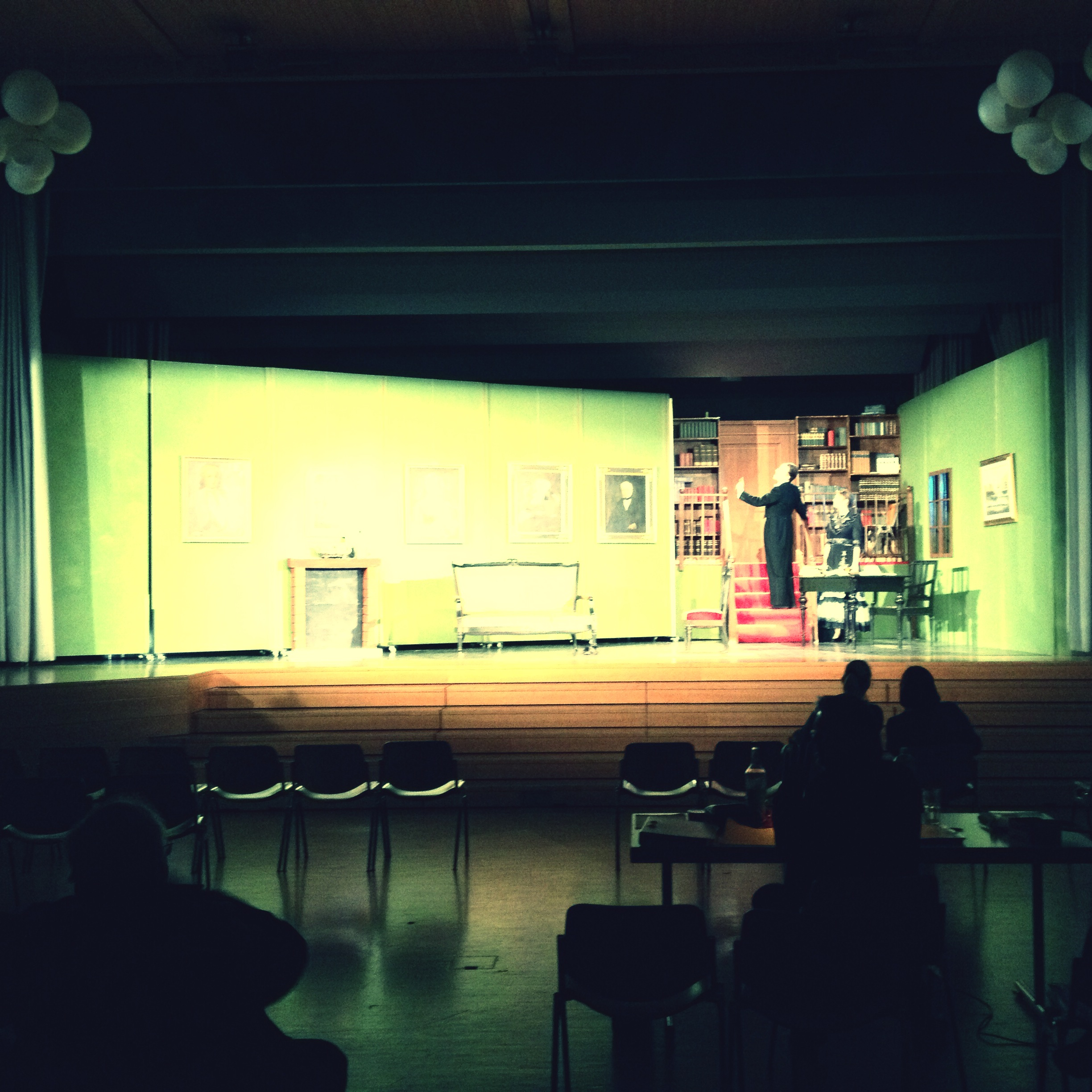 Theater Belp - Pygmalion