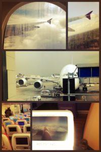 Thai Airways A380 - FRA BKK