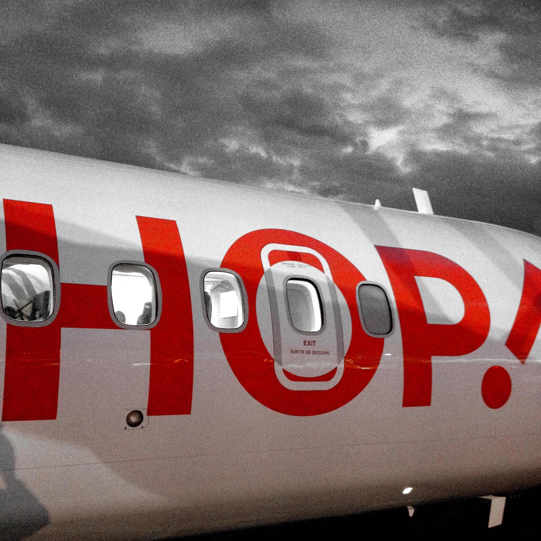 HOP! @ Flughafen Bern BRN