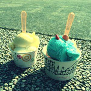 Ice Cream @ Eisinsel