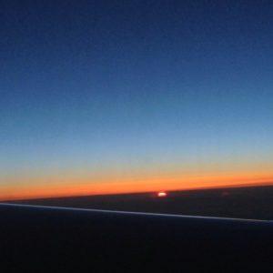 Swiss ZRH - NRT Sunrise