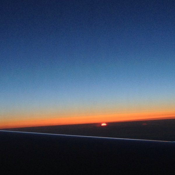 Swiss ZRH - NRT Sunrise