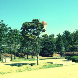 Shiokaze Park Tokyo