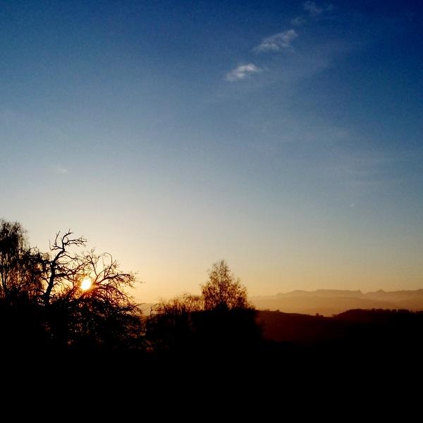 Sunrise @ Längenberg