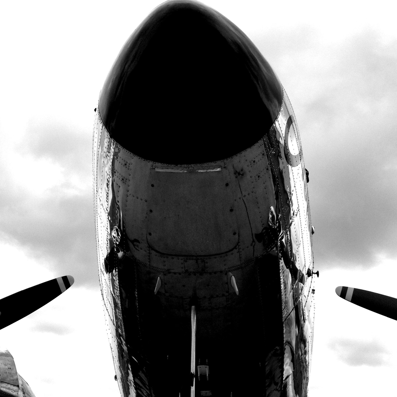 DC-3 @ Flughafen Bern BRN