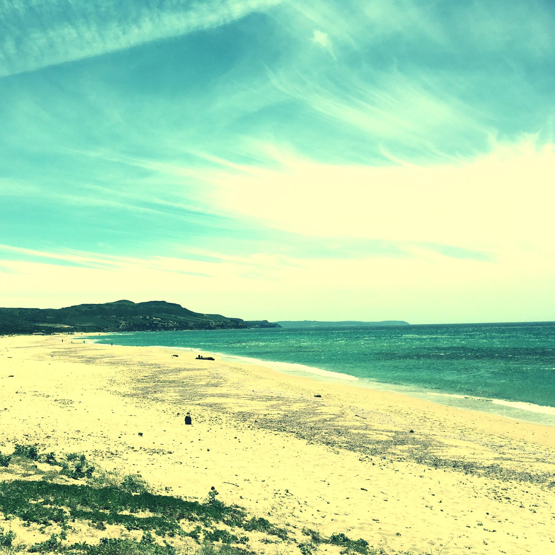 Spiaggia di Fontanamare, Sardegna