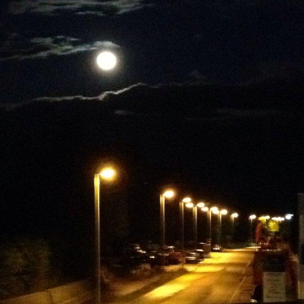 Full Moon @ Flughafen Bern BRN