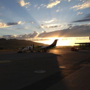 Saint Oscar @ Flughafen Bern BRN