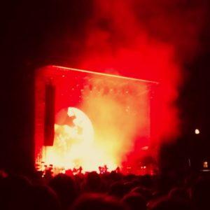 David Gilmour @ Besançon