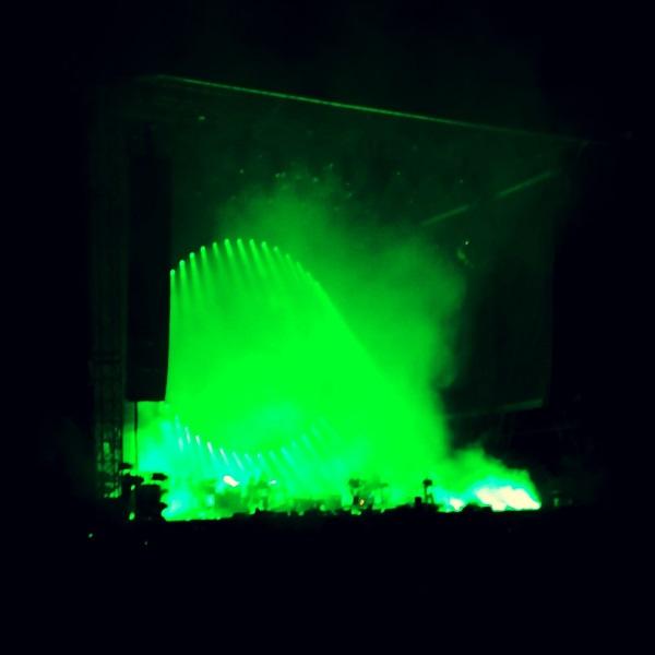David Gilmour @ Besançon (Sorrow)