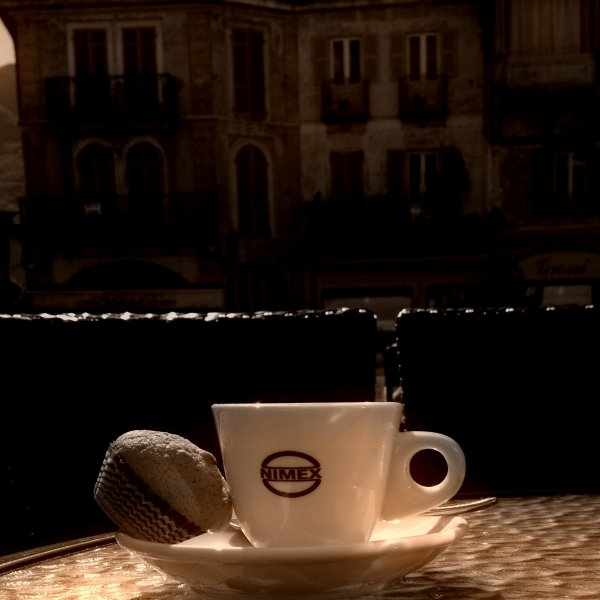 Cafe @ Piazza Mercato, Domodossola