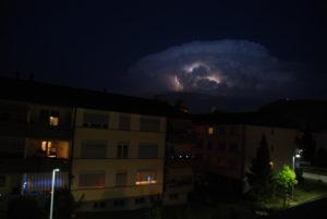 Thunders and Lightnings @ Belp