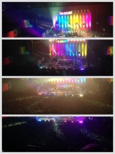 Peter Gabriel @ Geneva Arena (In your Eyes)