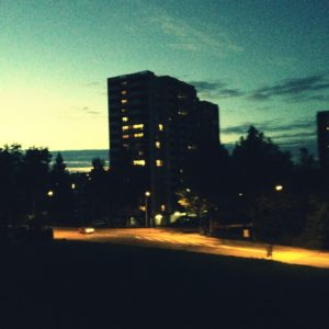 Coucher du Soleil @ Bern