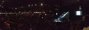 Peter Gabriel @ Hamburg (Intro)
