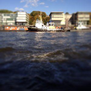 Wilhelmine @ Hamburg Hafen