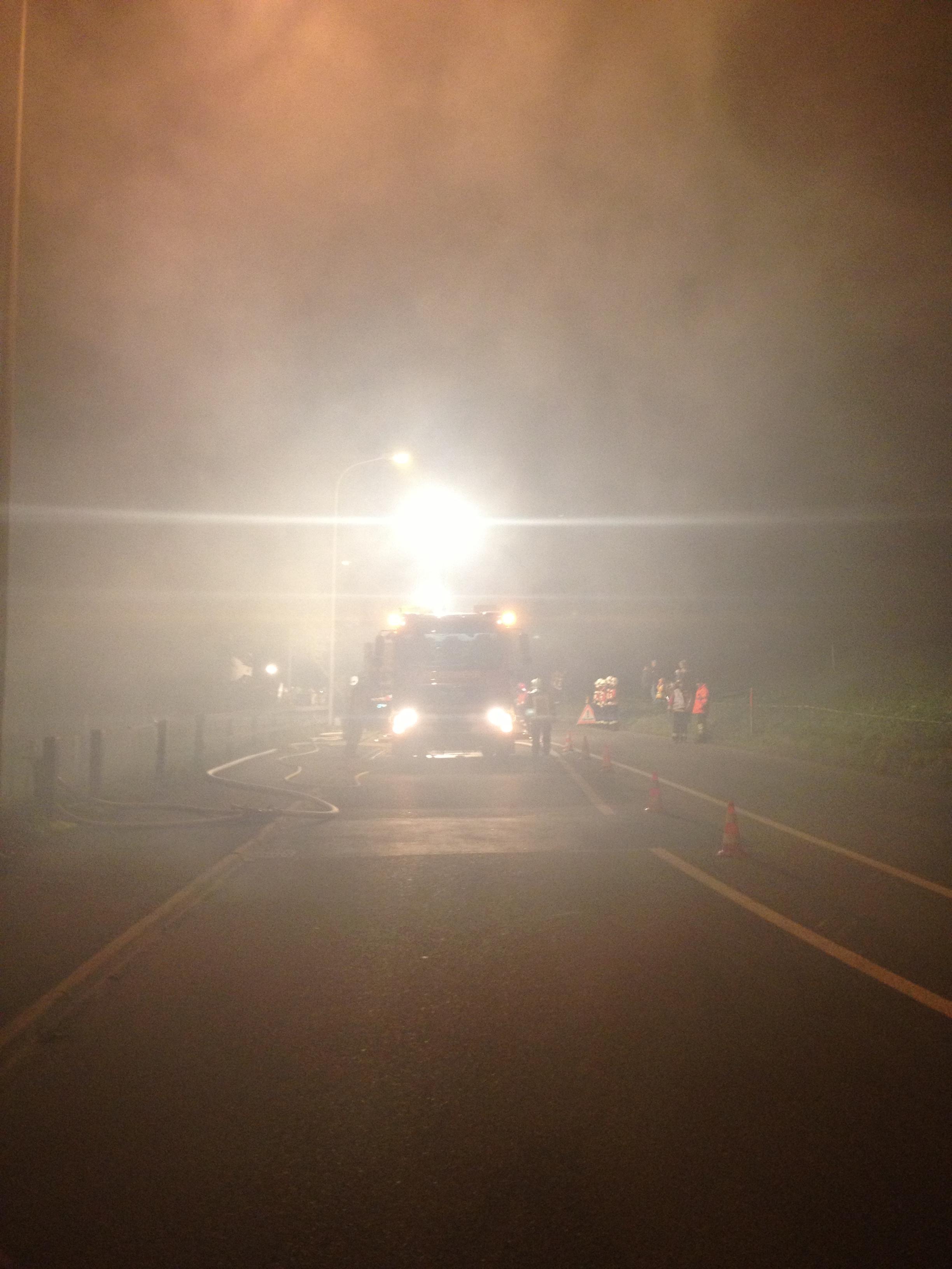 Feuerwehr Belp - Last Fire Drill
