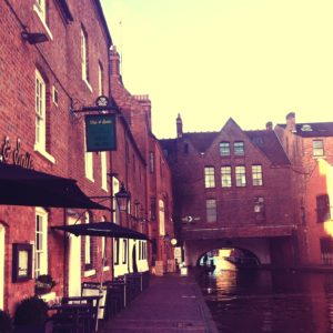 Birmingham Canal Old Line