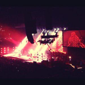 Peter Gabriel @ Zurich (Red Rain)