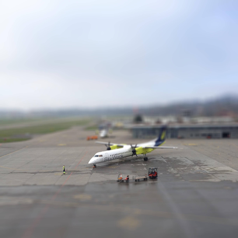 Flughafen Bern BRN - Playport