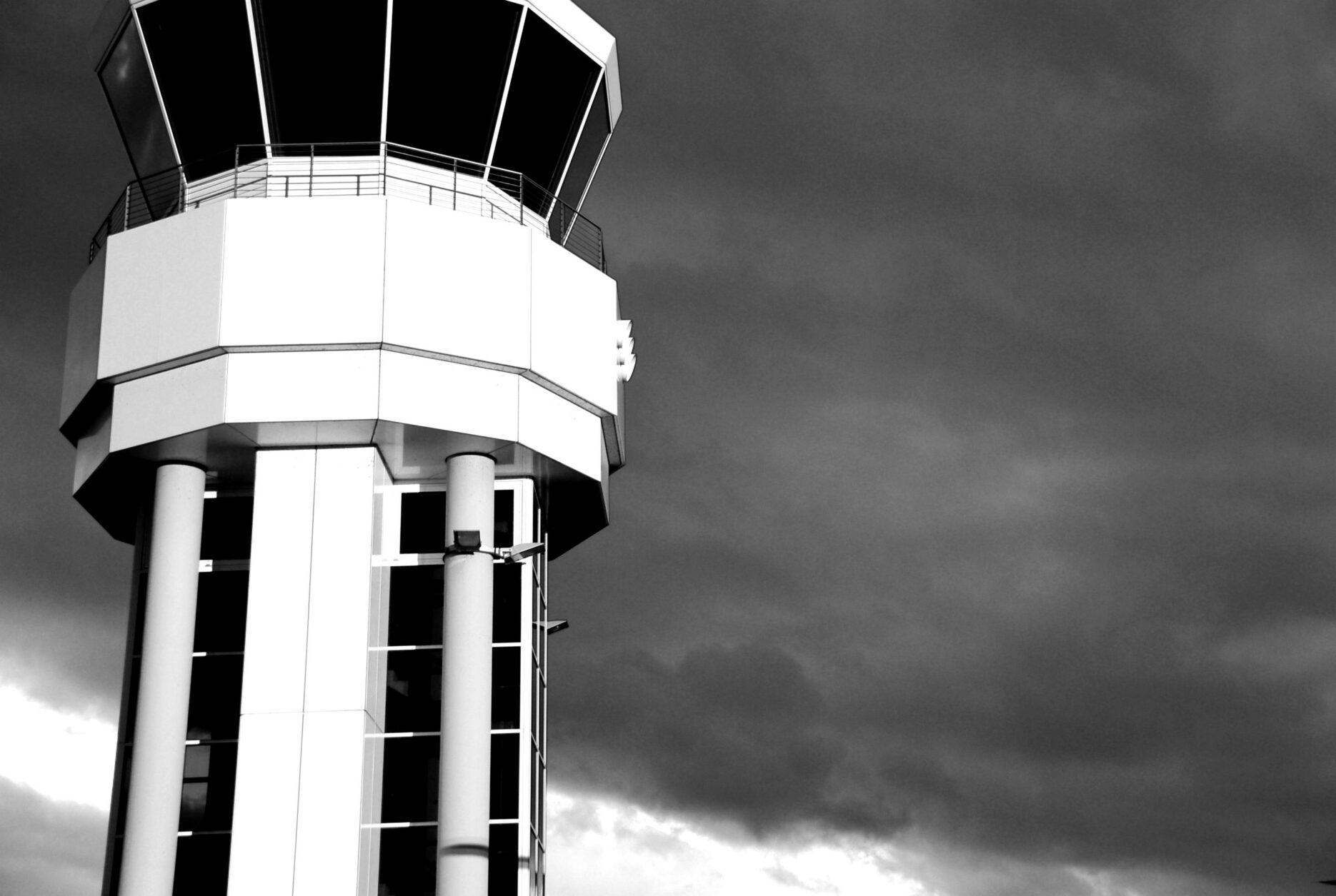 Flughafen Bern BRN Tower