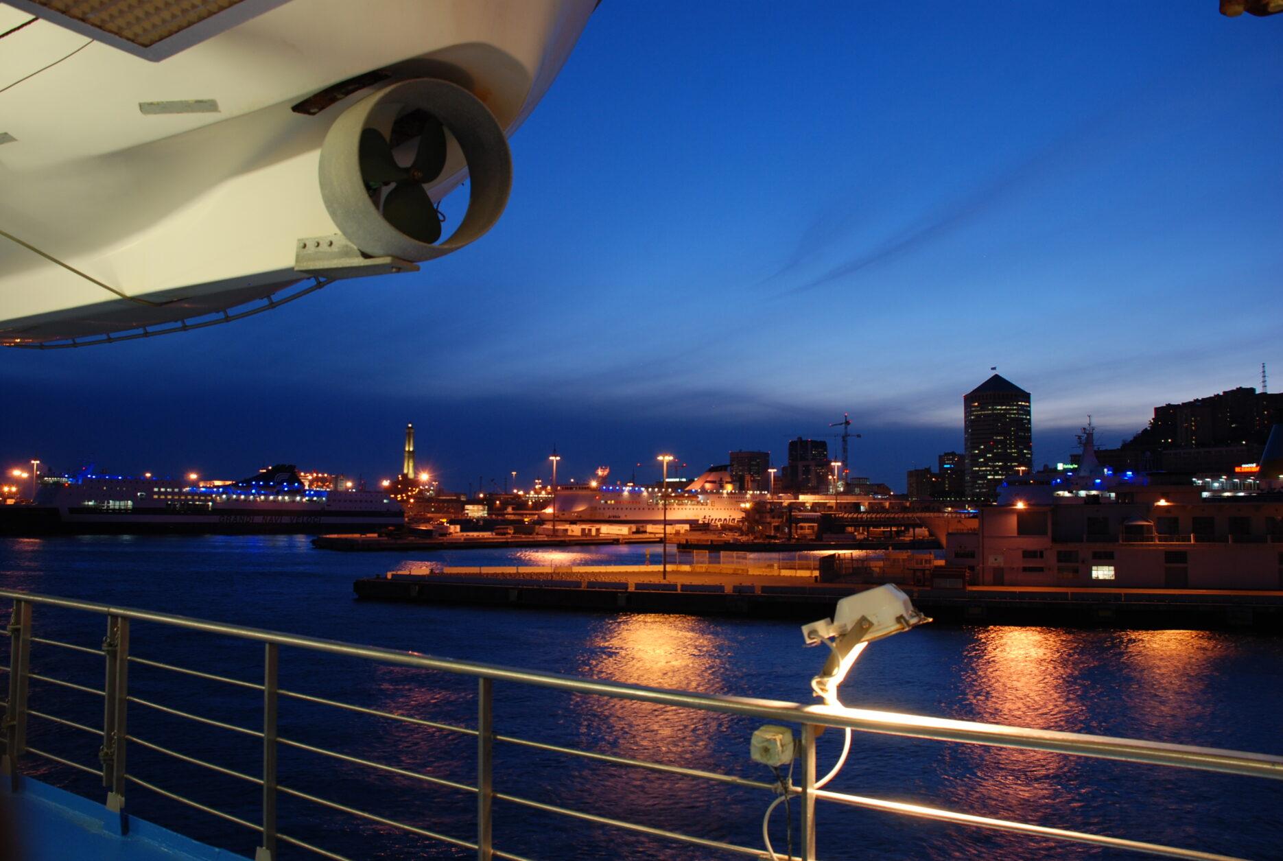 Porto di Genova GNV Excellent