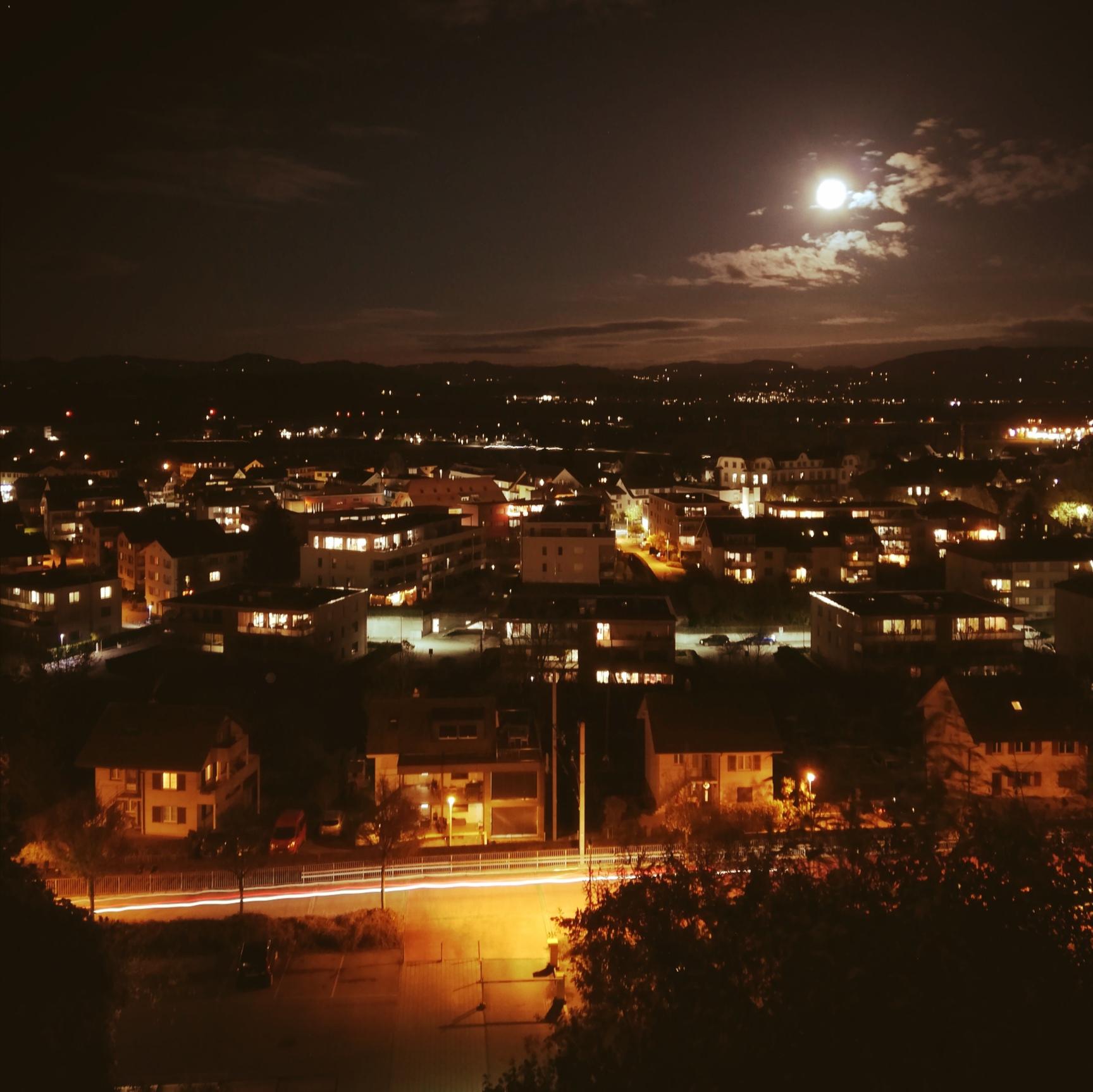 Pleine Lune à Belp - Vollmond Belp