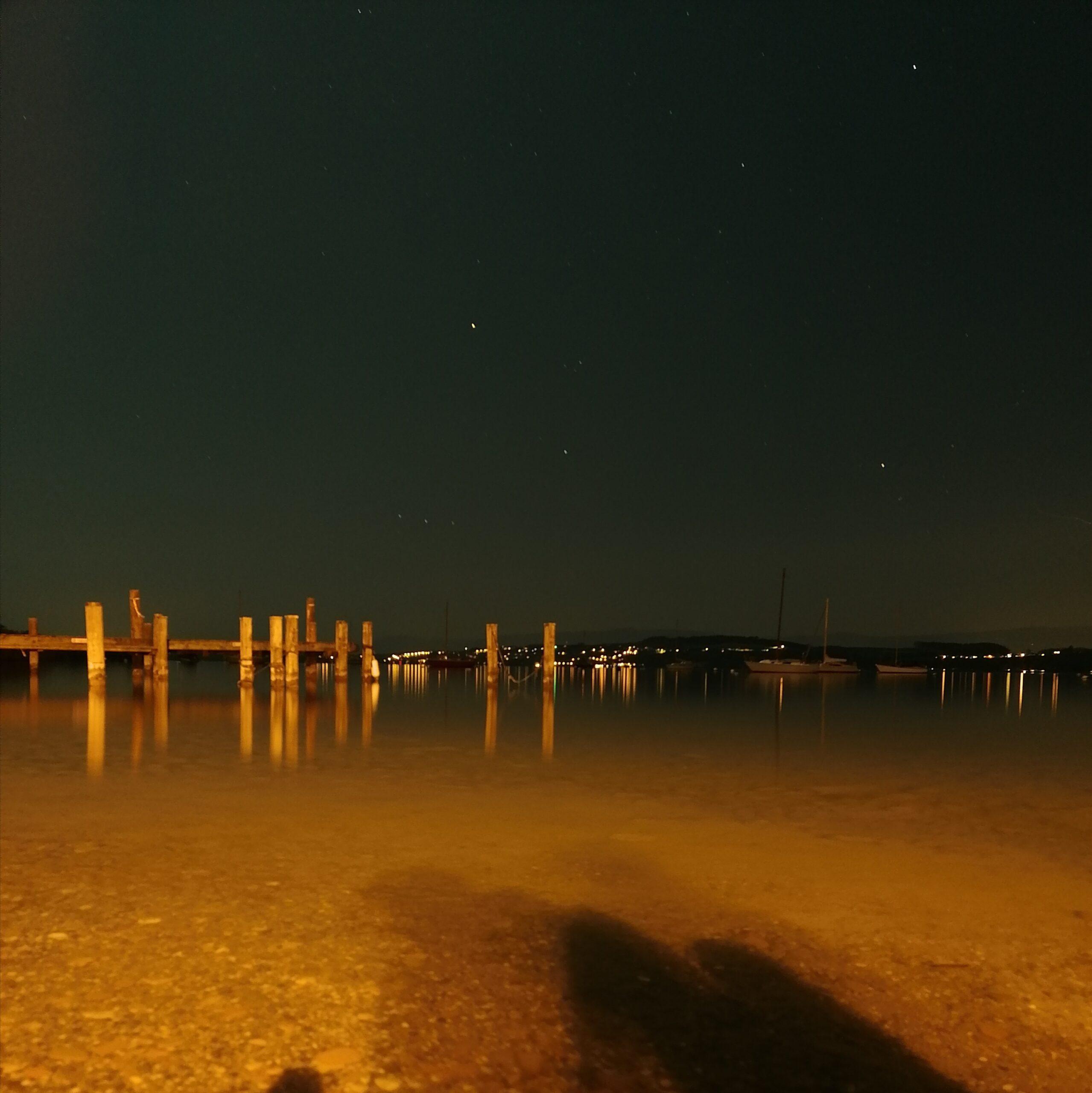 La nuit à Morat
