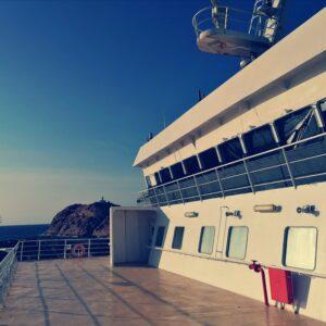 Monte D'Oro @ Ile Rousse (Corsica Linea)